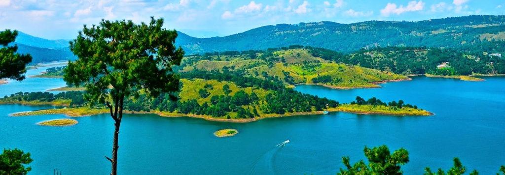Best 10 Tourist Destination in Shillong(Umiam Lake)
