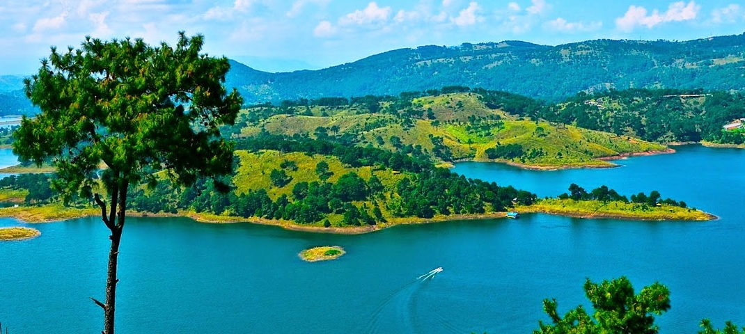 Best 10 Tourist Destination in Shillong(Umiam Lake)