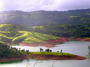 Umiam-Lake view from Guwahati-Shillong Road