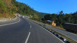 guwahati to shillong taxi road