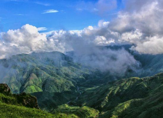 Laitlum Canyon Shillong