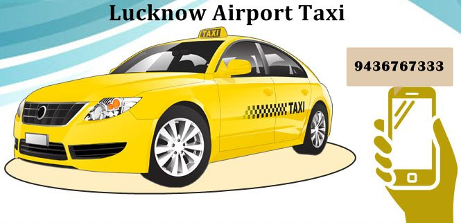 lucknow airport taxi