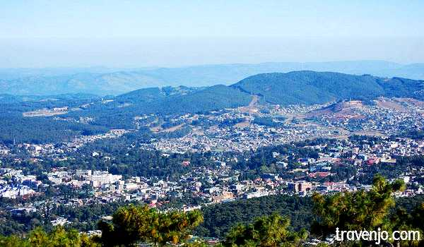 Shillong – One Day Tour