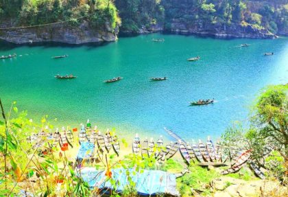 Wah Umngot River