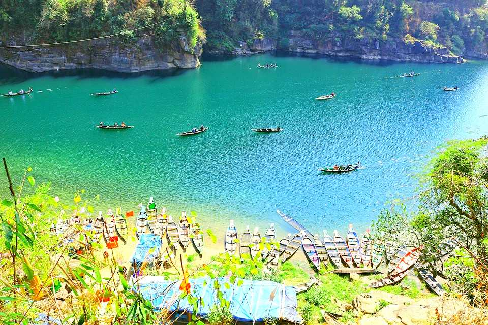 Spectacular Shilong 5Days & 4Nights Tour Package