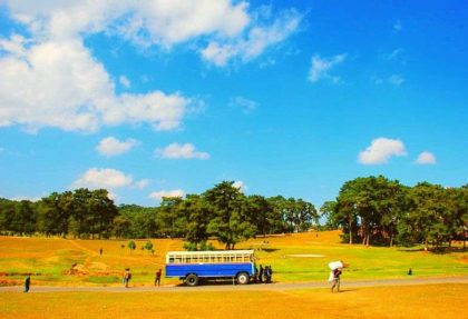 Golf Link Shillong