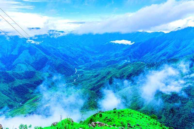 Short Shillong Holiday Tour