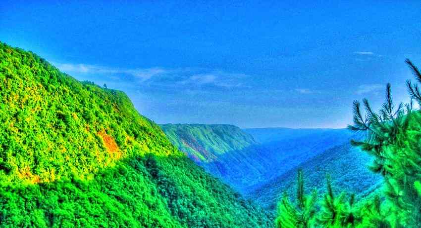 Cherrapunji Elephant Falls – One Day Tour