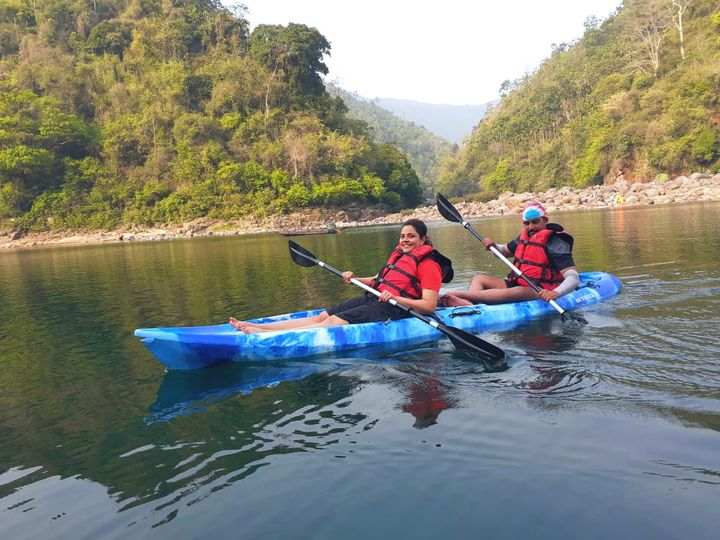 4 Nights 5 Days Adventurous Meghalaya Honeymoon Tour